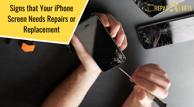 Signs that Your iPhone Screen Needs Repairs or Replacement – A General Discussion